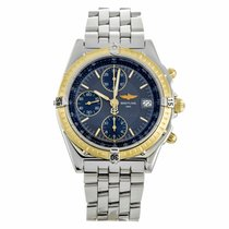 Breitling Chronomat Steel Gold Automatic Watch D13050.1...