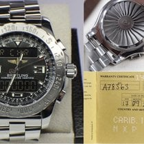 Breitling Professional Airwolf A78363 44MM Stainless Steel...