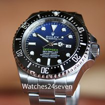 勞力士 (Rolex) Deepsea Sea Dweller D-Blue Dial Oyster Perpetual...