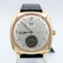 Glashütte Original Men's Sixties Square Tourbillon Watch