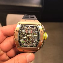 Richard Mille RM 011-03  Automatic Flyback Chronograph...