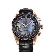 Seiko Astron GPS Solar Dual Time Novak Djokovic Limited...