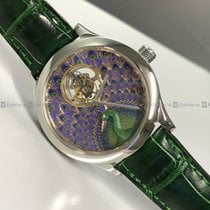 Van Cleef & Arpels - Piece Unique HH17036 Tourbillion Blue...