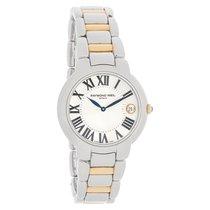 Raymond Weil Jasmine Series Ladies Swiss Quartz Watch 5235-S5-...