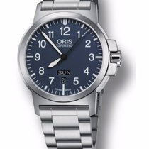 Oris Men's 735 7641 4165-07 8 22 03 BC3 Advanced Watch