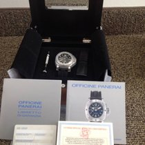 Panerai Luminor Submersible Pam 24 Stainless 44mm Limited...