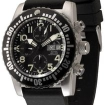 Zeno-Watch Basel Airplane Diver Chronograph Numbers
