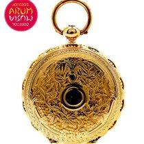 Pocket Watch 18K Gold