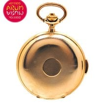 Volta Pocket Watch 18K Gold Repetition