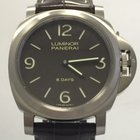 Panerai Luminor 8 Days Titanium PAM00562 Deutsche Pap.