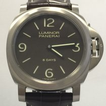 パネライ (Panerai) Luminor 8 Days Titanium PAM00562