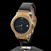 Hublot classic yellow gold lady