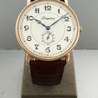 Longines Heritage Collection 18k Rose Gold Automatic Men's...