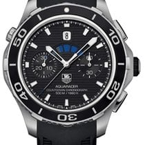 TAG Heuer Aquaracer 500m Calibre 72 Countdown Chronograph...