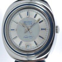 BWC Mans electronic Wristwatch Transi - Tronic Electronic