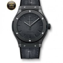 Hublot - CLASSIC FUSION BERLUTI ALL BLACK 45 mm