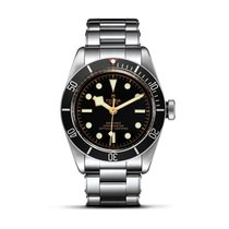 Tudor HERITAGE BLACK BAY Automatic 41 Stainless Steel 79230 N