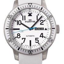Fortis Aquatis 42 Diver White