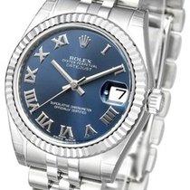Rolex Datejust Lady 31 blue roman