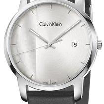 ck Calvin Klein city Herrenuhr K2G2G1CX