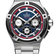 Eterna Royal Kontiki Chronograph GMT Manufacture 7760.42.80.0280