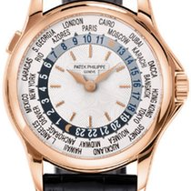 Patek Philippe Rose Gold World Time Ref. 5110R