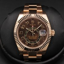 Rolex Sky Dweller 326935 Rose Gold