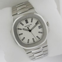 Patek Philippe Nautilus White Dial 5711/1A-001 Stainless Steel