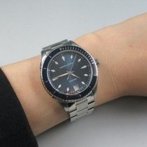 Hamilton JAZZMASTER SEAVIEW QUARZO Blue-Steel Bracelet 37mm