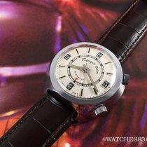 Trafalgar Reloj alarma suizo antiguo de cuerda  17 jewels Gran...