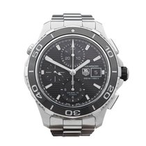 Ταγκ Χόιερ (TAG Heuer) Aquaracer Chronograph Ceramic Stainless...