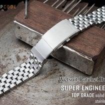 MiLTAT 22mm Super Engineer II Watch Bracelet for Tissot