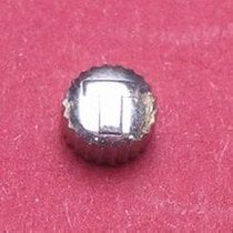 Tissot Krone in Stahl, Ø 5,0mm, Höhe 2,9mm, Gewinde 0,9mm,...