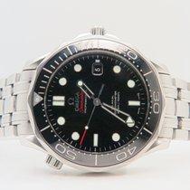 Omega Seamaster Diver 300m 41mm Black Dial