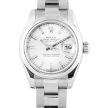 Rolex Datejust Ladies Steel 179160