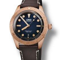 Oris Carl Brashear Bronze Limited Edition 1253/ 2000