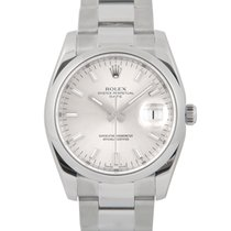 Rolex Oyster Perpetual Date, Ref: 115200 With Rehaut