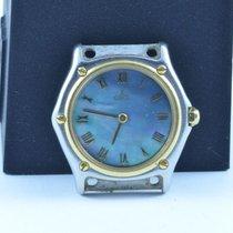 Ebel Classic Wave Damen 28mm Stahl/gold Rar Ohne Armband