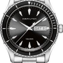 Hamilton Jazzmaster Seaview H37511131 Sportliche Herrenuhr...