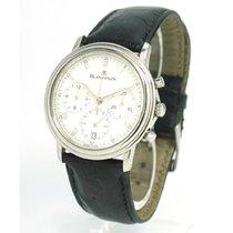 Blancpain Villeret Automatik Chronograph inkl. Box + Papieren...