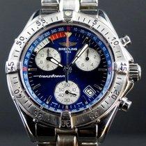 Breitling Transocean Chronograph Quartz A53340