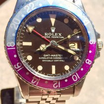 Rolex GMT-Master 1675 Mk1 LongE Tropical Brown Mexico Jubilee