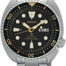 Seiko Prospex Automatik Diver new Turtle SRP775K1