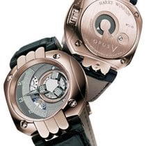 Harry Winston OPUS V Made By Felix Baumgartner