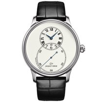 Jaquet-Droz Grande Seconde Ivory Emaille