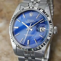 Rolex 1601 18K And Stainless Steel Serial 3926275 1973 Swiss...