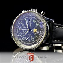 Breitling Navitimer Montbrillant Eclipse Serie Speziale Stahl...