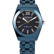 Locman Stealth 0204BLBLFNK0BRB Quartz Men's Watch