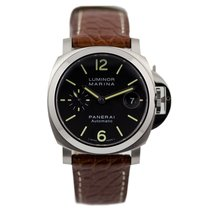Panerai Luminor Marina Automatic Acciaio 40 mm