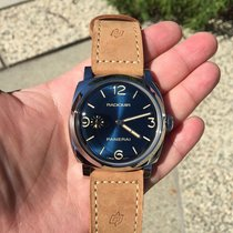 Panerai Radiomir 1940 Blue Dial Special Edition 500 Pieces